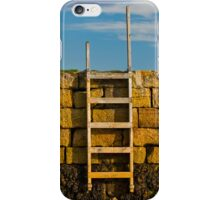 FINDHORN - STEPS TO THE SHORE iPhone Case/Skin