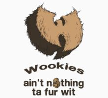 Wookies ain't nothing to fur wit 1 by kazkami
