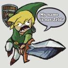 My name is not Zelda by icemanire