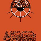 A Clockwork Orange Poster by Gothicat