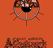 A Clockwork Orange Poster by Gothicat