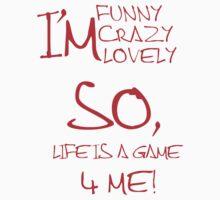 Be Crazy by joshinkurianad