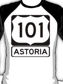 US 101 - Astoria T-Shirt