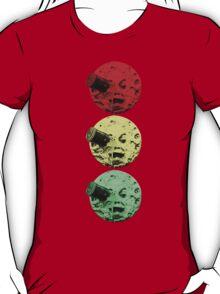 Trip to the Moon Colour T-Shirt
