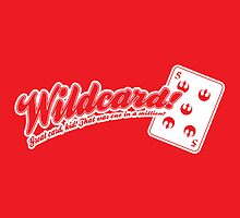 Red 5 Wildcard by huckblade