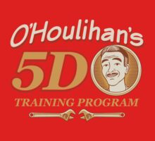 O'Houlihans 5D Training Program Kids Clothes