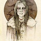 Lady Stoneheart by elia, illustration