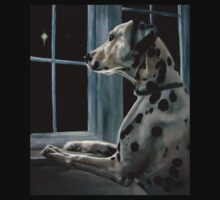 Silent Night (Dalmatian Wishes) by Anne Zoutsos