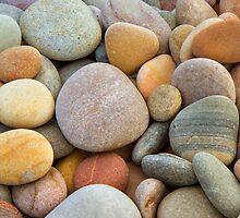 SCOTTISH PEBBLES by JASPERIMAGE