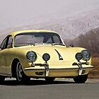 1964 Porsche 356 Coupe by DaveKoontz