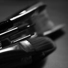 Noir Brushes by Deborah Thomes