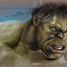 Hulk by chickenhead