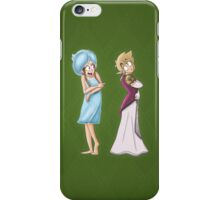Link, what are you doing? iPhone Case/Skin