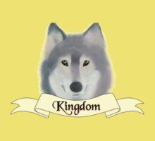 Kingdom Wolf Kids Clothes