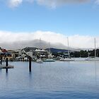 Bellerive to Mnt Wellington, one  spring day in the snow  by Robert-Todd