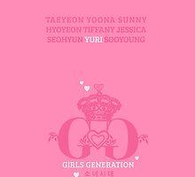 Girls Generation Yuri iPhone Case by goyangi