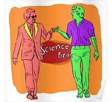 science bros Poster
