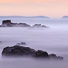 Dawn at Flinders Back Beach by Jim Worrall