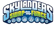 Skylanders Swap Force by nowtfancy