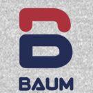 Royal Tenenbaum BAUM variation by Tabner