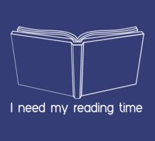 I need my reading time by trends