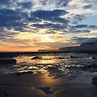 Birling Gap Sunset by ChelseaBlue