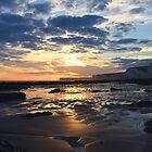 Birling Gap Sunset by ChelseaBlue