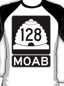 Utah 128 - Moab T-Shirt