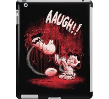 CHARLIE'S FINAL HUMILIATION iPad Case/Skin