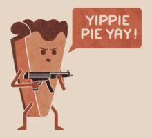 Pie Hard by Teo Zirinis