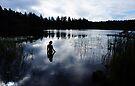 Reflecting beauty by Nicklas Gustafsson