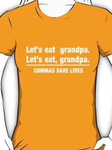Let's Eat Grandpa T-Shirt