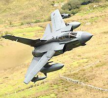 RAF Tornado - Low Level -02 by warbirds