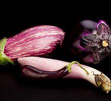 Shades of Purple by Jerry Deutsch