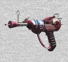 Black Ops 2 Ray Gun by Kyle Willis