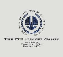 The 75th Hunger Games by Pixie Jones