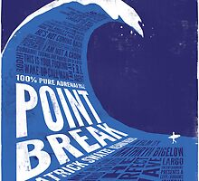 Point Break by graphicinvasion