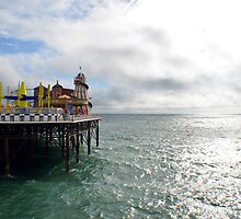 Brighton Pier by Lucy Adams