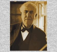 Thomas Edison by Fan-Art-Int