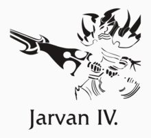 Jarvan IV by nowtfancy