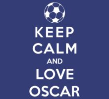 Keep Calm And Love Oscar by Phaedrart