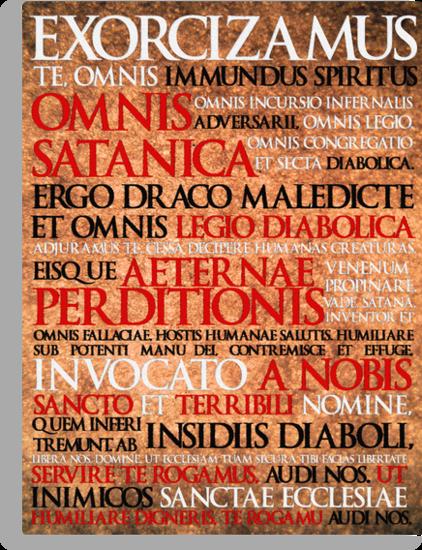 Exorcism by nimbusnought