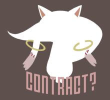 Madoka Magica - Contract? by cplravioli