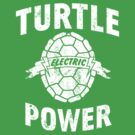 Turtle Power Electric by huckblade