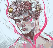Isaac Lahey Deserves A Flower Crown by Kelsey Gottschlich