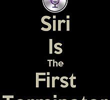 Siri is the first Terminator by Nintendo64
