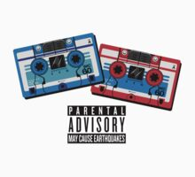 Rumble and Frenzy Parental Advisory Sticker by RyanAstle