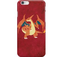 Mega Charizard iPhone Case/Skin