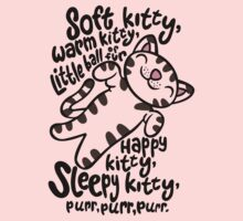 Soft Kitty Big Bang Theory  by DungeonFighter