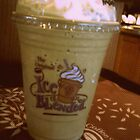 COFFEE BEAN GREEN TEA FRAPPE  by slazenger